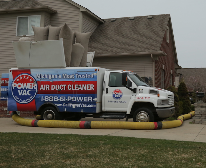 Air Duct Cleaning Company Saint Clair Shores MI