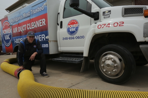 Air Duct Cleaning Company Pontiac MI