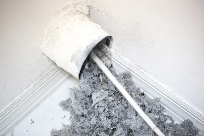 Dryer Vent Cleaning Sterling Heights MI - Fire Prevention | Power Vac - lint