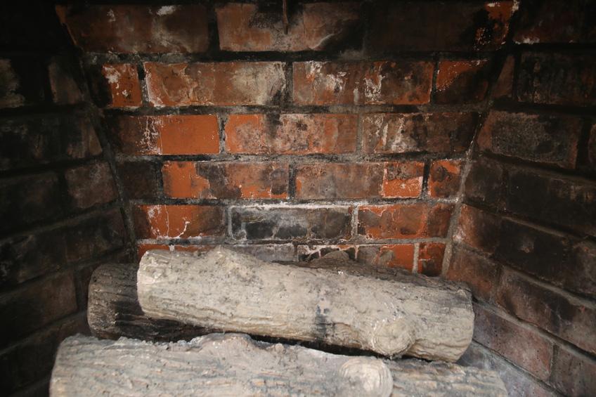 Chimney Cleaning Service Auburn Hills MI - Chimney Sweep | Power Vac - soot